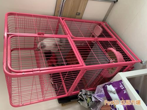 4層寵物籠